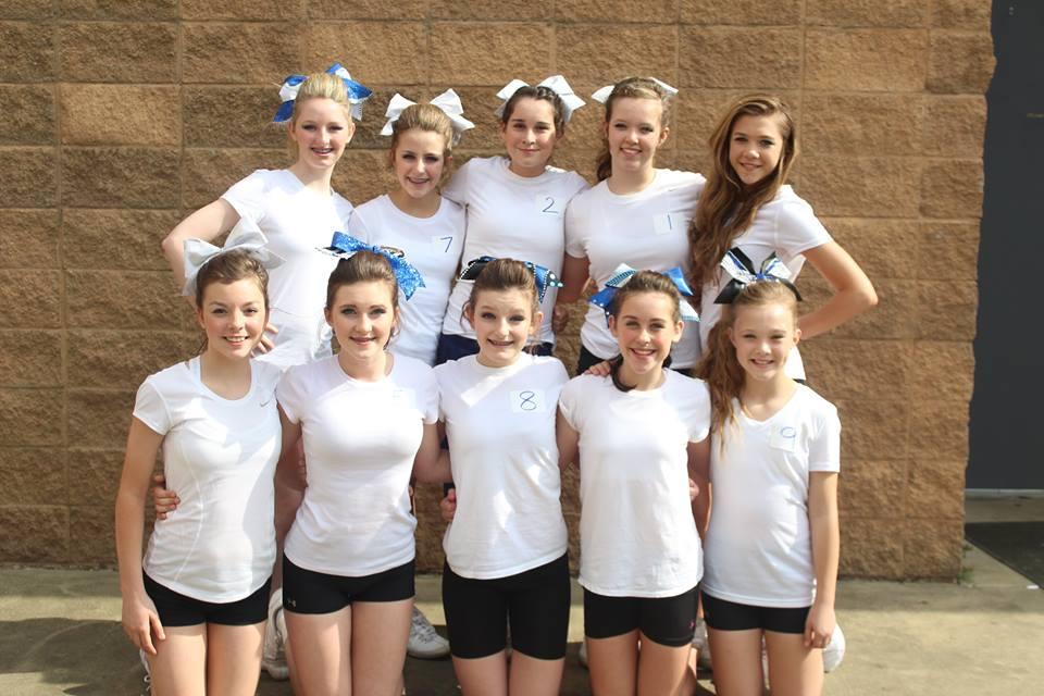 Dierks cheerleaders chosen following tryouts | Southwest ...