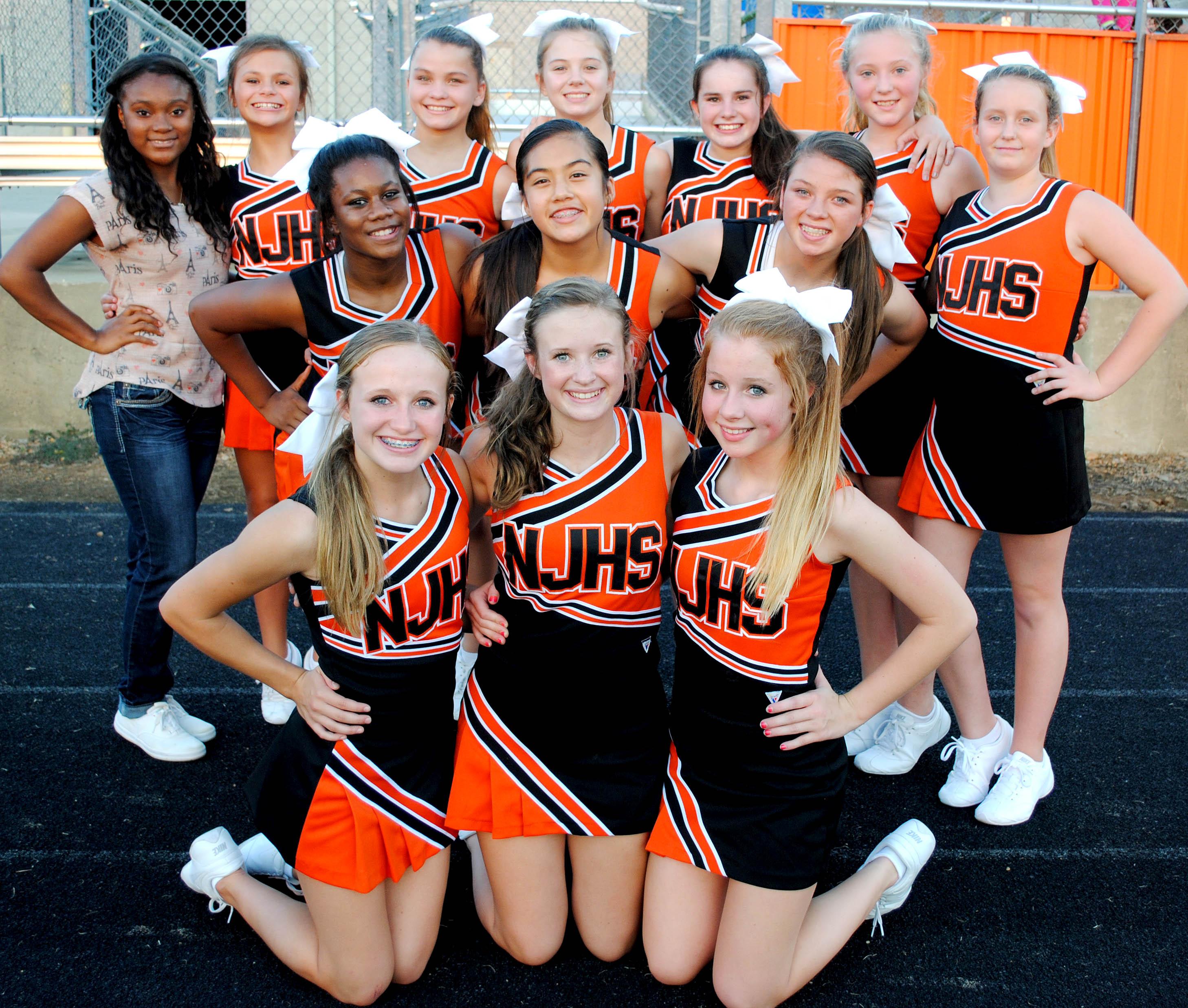 junior high cheer | Southwest Arkansas News